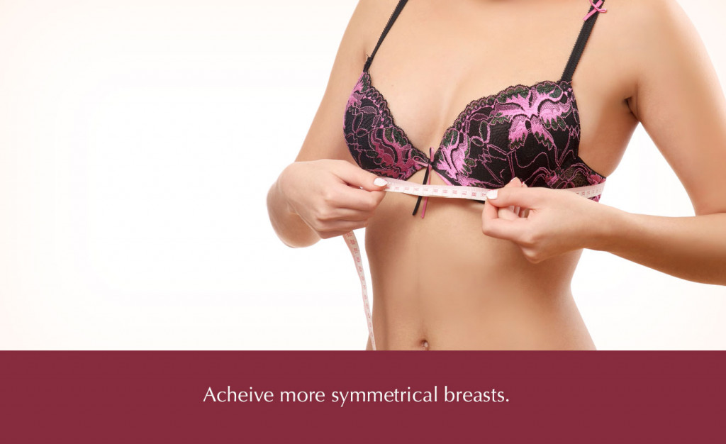 Cosmetic Plastic Surgery Centre - Breast Asymmetry